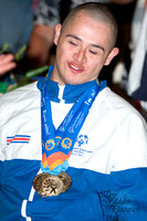 Kenneth Arce Olympic Gold Winner. Athen 2011