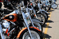 Choppers - Port Dover-Friday 13