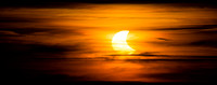 Solar Eclipse October23, 2014